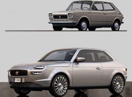Nuova Fiat 127 – Solo un esercizio di stile