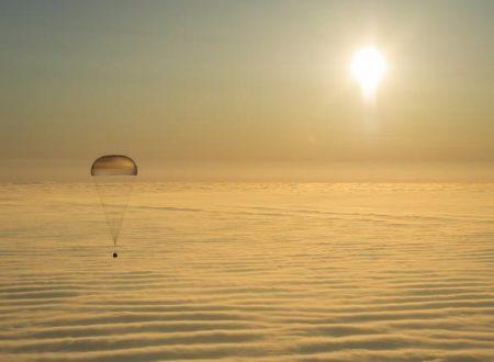 Soyuz – Rientro alla Vita