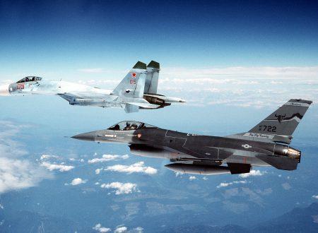 Russia – Squadriglie Aeree sul Mar Baltico