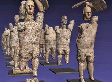 Monte Prama – le statue del mistero