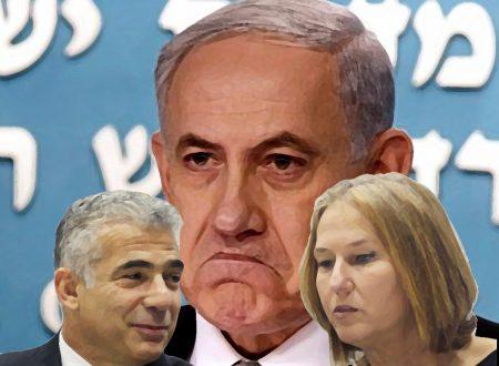 Vince Netanyahu ma cresce l'Opposizione