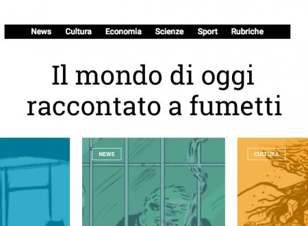 Graphic News – Le Notizie a Fumetti