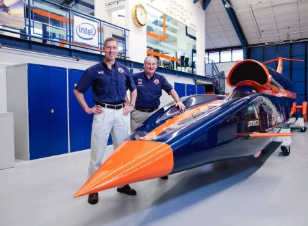 Bloodhound-SSC – Prima Auto Supersonica