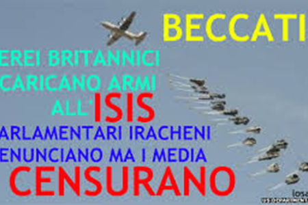 ISIS – Abbattuti aerei ed elicotteri della coalizione?