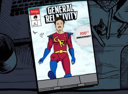 Super Einstein – 100 Anni di Relatività Generale