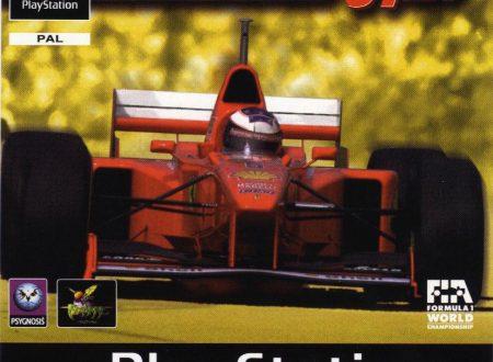 F1 97 su Playstation – Complesso e Affascinante