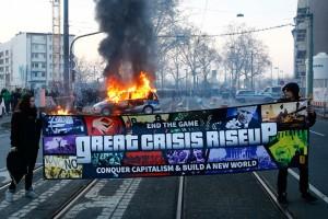 Blockupy – Europei in piazza contro la BCE