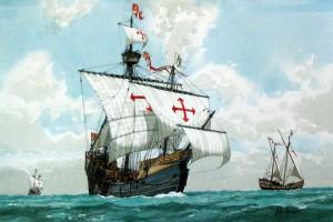 Santa Maria – Introvabile la nave di Colombo