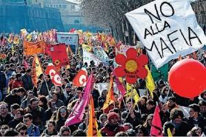200mila Persone a Bologna Contro la Mafia