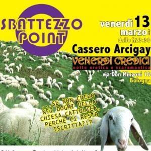 Esci dal Gregge – Apre Sbattezzo Point a Bologna