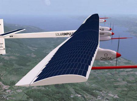 Solar Impulse 2 – Giro del Mondo a Energia Solare