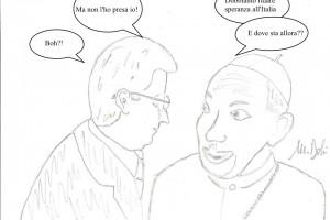 Incontro Mattarella – Bergoglio