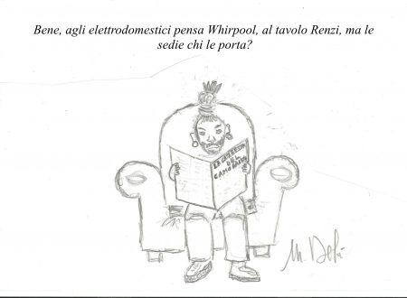 Whirpool – l'impegno di Renzi