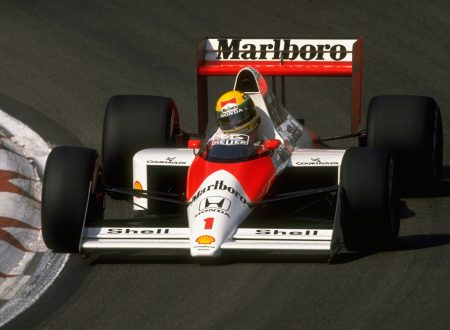 McLaren Honda torna alla livrea di Ayrton Senna