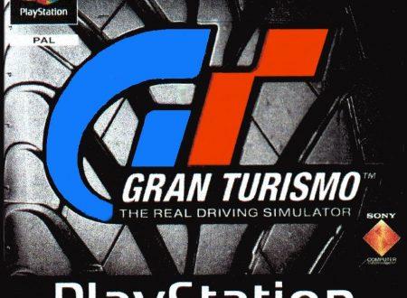 Gran Turismo – al volante su Playstation
