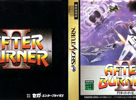 After Burner – I primi Top Gun virtuali