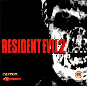 Resident Evil 2 PAL DC-front