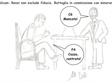 Italicum – Renzi non esclude fiducia