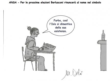 Berlusconi rinuncerà al nome nel simbolo