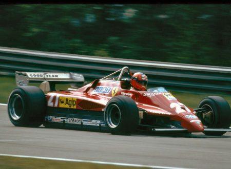 Ferrari 126C2 – L'ultimo Giro di Villeneuve