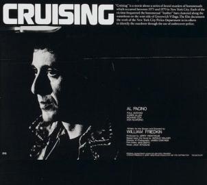 Cruising – Al Pacino a caccia di un killer di gay