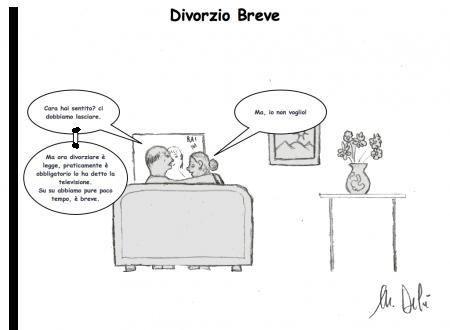 Divorzio Breve – Lo dice la TV