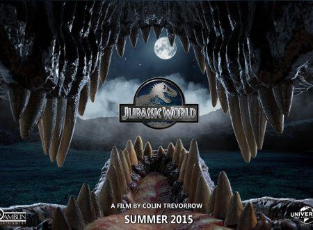 Jurassic World – ecco il nuovo trailer
