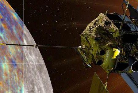 Sonda Messenger precipita su Mercurio