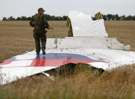 Bufala – video crash del volo MH 17