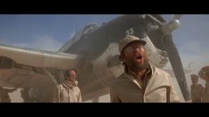 Screenshot dal film di Spielberg