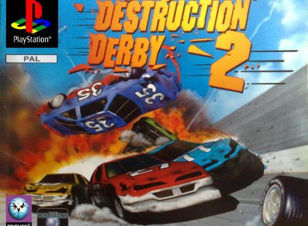 Destruction Derby 2 – Stock Car su Playstation