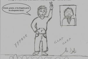 Disegna Maometto a Phoenix