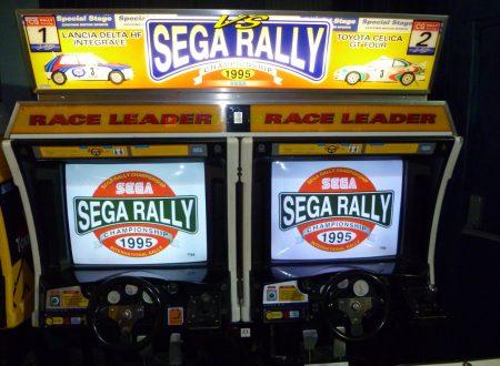 Sega Rally – un tuffo nel passato
