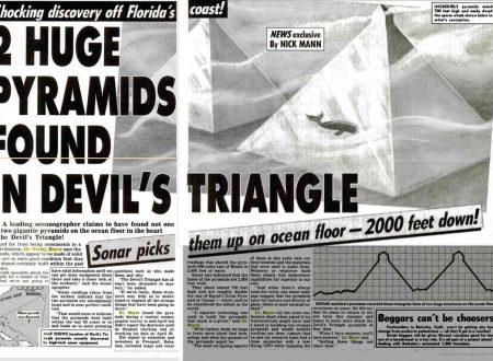 Bufala – Piramidi sommerse alle Bermuda
