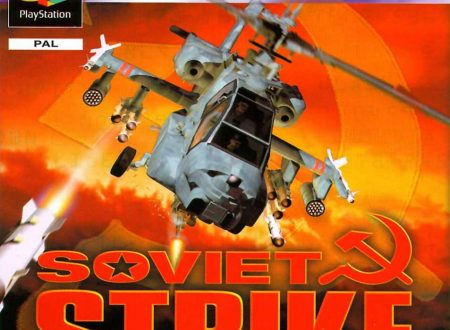 Soviet Strike – con l'Apache in Crimea