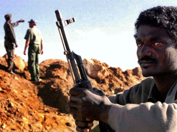 Africa-Eritrean-soldier