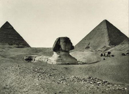 Il perenne enigma della Sfinge