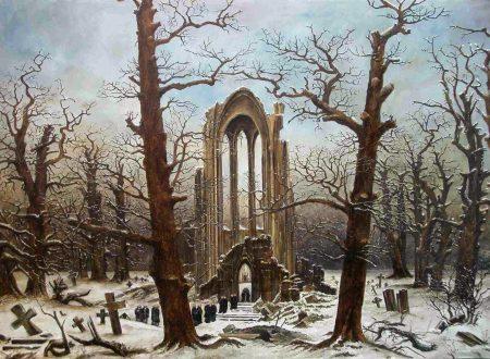 Friedrich – il gotico sulla tela