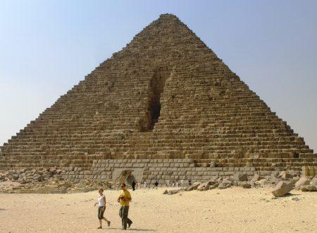 Piramide di Menkaure – un altro enigma