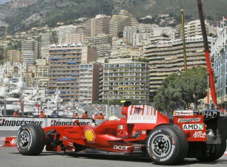 Gp di Monaco – F1 d'altri tempi