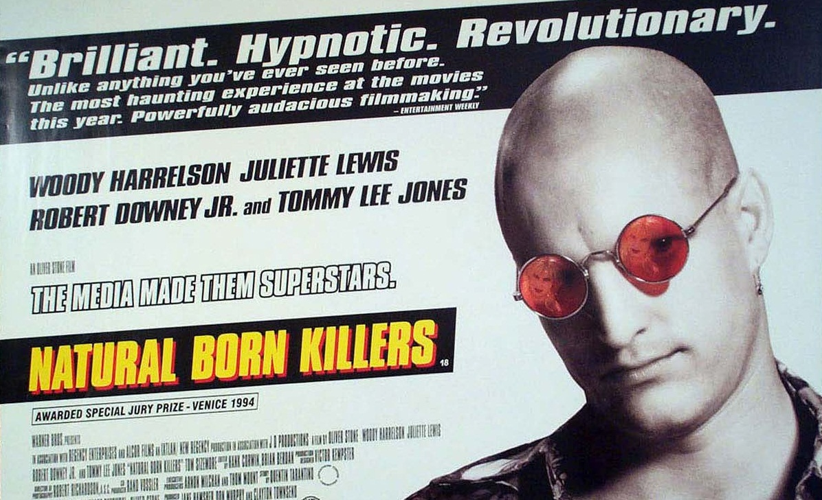 Natural-Born-Killers-Quad-Poster