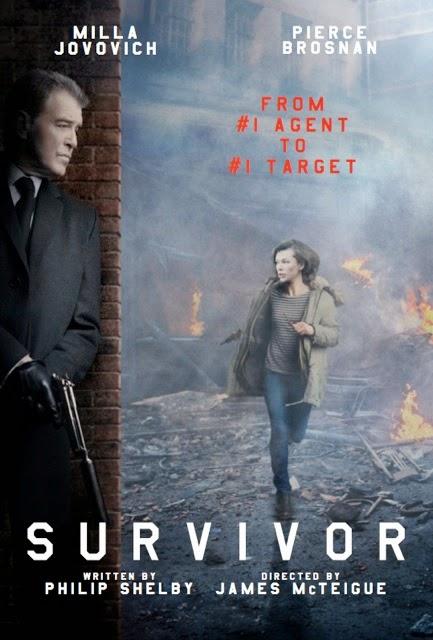 Survivor Teaser Poster