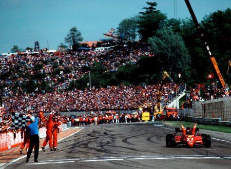 Formula 1 – il vecchio fascino di Imola