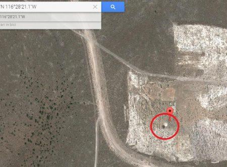 Bufala – UFO su Google Maps
