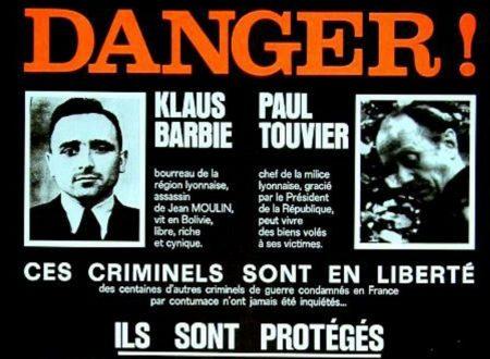 Paul Touvier – un nazista protetto dalla Chiesa