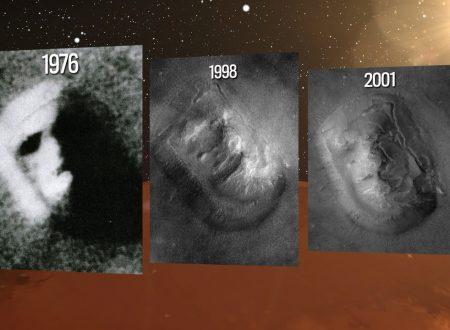 Anomalie di Marte – tante bufale