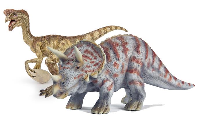 dinosauri col becco