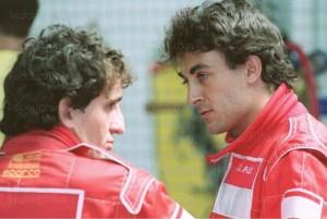 en-1991-prost-fain-equipe-avec-le-jeune-jean-alesi-chez-ferrari-photo-afp