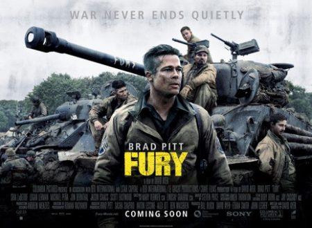 Fury – La Guerra non finisce mai in silenzio