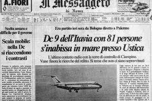 Ustica – la morte di Sandro Marcucci
